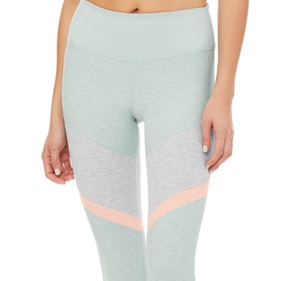 ae6749cf391e0 ALO Yoga Pants | Aloyoga High Waist Alosoft Sheila Legging | Poshmark